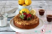 Limonlu Kıtır Kek